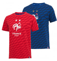 Tee-shirt de Foot enfant Supporter France