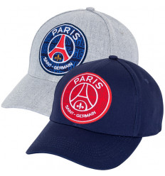 Casquette Foot Supporters PSG Logo