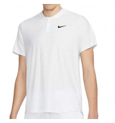 Polo tennis Nike Breathe Advantage blanc