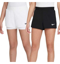 Short tennis fille Nike Court Victory