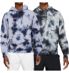 Sweat capuche nike Court Tie-Dye