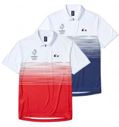 Polo Sport Lacoste France Olympique