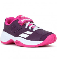 tennis babolat fille Pulsion Scratch