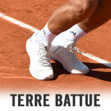 Chaussures homme terre-battue