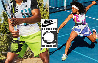 Nike challenger court 30 ans